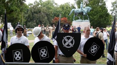 Hate groups in US grow for third straight year: SPLC