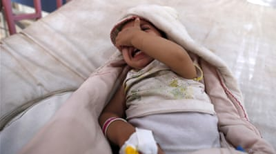 What is fuelling Yemen's cholera epidemic?