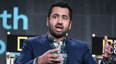 Actor Kal Penn was among those who signed the resignation letter [Richard Shotwell/Invision/AP]