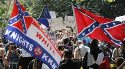 Charlottesville, Trump and the media