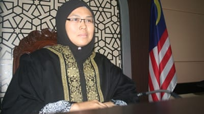The female face of Islamic law in Malaysia