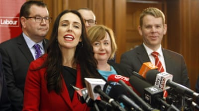 Jacinda Ardern embroiled in another sexism row