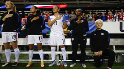 US Soccer: Not a progressive bastion