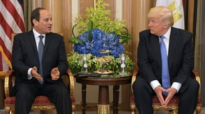 US aid cuts to Egypt 'will not alter Sisi's behaviour'