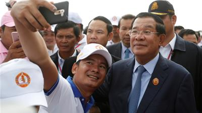 What's behind Cambodia's crackdown on the opposition?