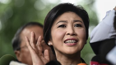 Thailand: Yingluck 'fled to Dubai' before verdict