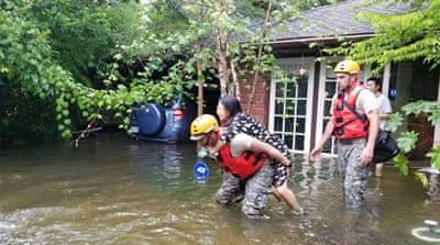 Harvey: Unprecedented flooding not over yet