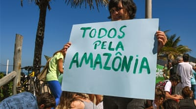 Brazil suspends Amazon reserve plan, but threats remain