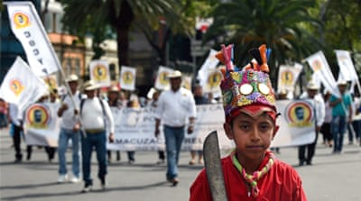 NAFTA: How 'ghost' unions exploit workers in Mexico