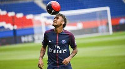 What you could buy for Neymar's PSG transfer fee
