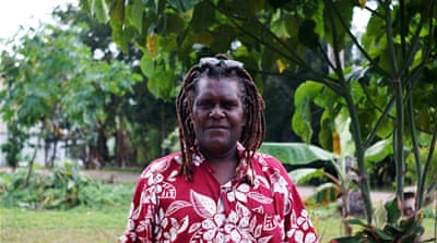 The chief fighting for an indigenous Vanuatu nation