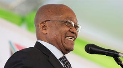 Six political scandals President Zuma has survived