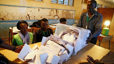 Kenya: Polls close in tightly contested elections
