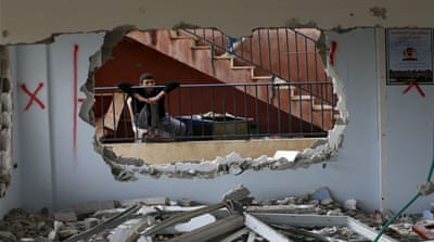 Israel demolishes two houses in occupied East Jerusalem