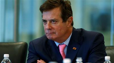 Ex-Trump aides Paul Manafort and Rick Gates charged