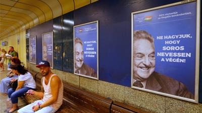 What's behind Hungary's campaign against George Soros?