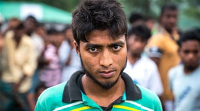 Message to the world from Rahimol, a Rohingya
