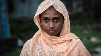 Message to the world from Rashida, a Rohingya