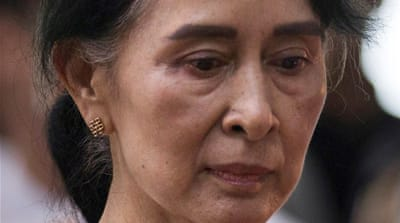 Aung San Suu Kyi support strong despite denunciations