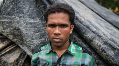 Message to the world from Muhammed Ason, a Rohingya