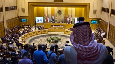 Qatar-Gulf crisis boils over at Cairo meeting