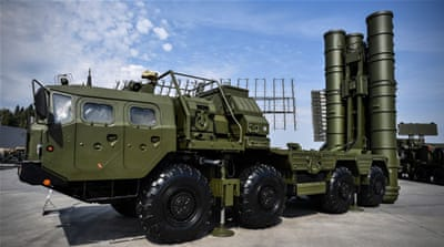 Turkey set to buy Russian missile defence system