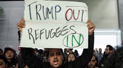 US Supreme Court allows Trump's broad refugee ban