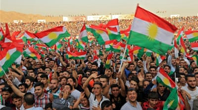 Kurdish referendum in Iraq: What and where?
