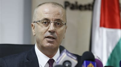 Palestinian PM to visit Gaza for reconciliation talks