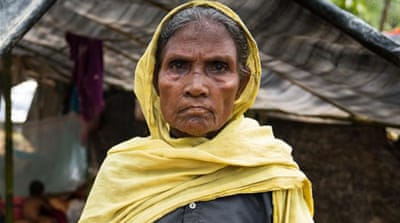 Message to the world from Arba Khatun, a Rohingya