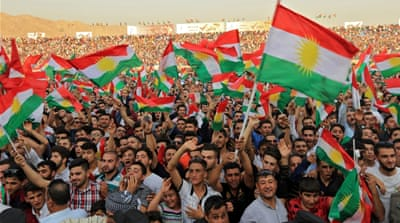 Regional implications of the Kurdish independence vote