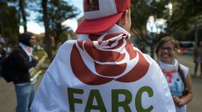 Colombia's FARC transforms into a political party