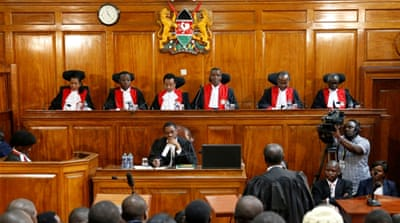 Why did Kenya's Supreme Court annul the elections?