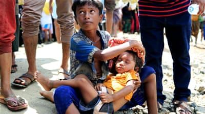 UN: Myanmar violence may be 'crimes against humanity'
