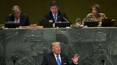 UNGA: What is Donald Trump's message to the world?