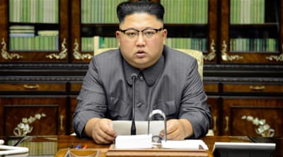 Pyongyang threatens H-bomb test over Pacific Ocean