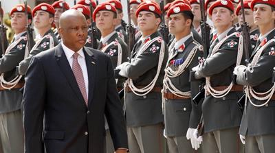 King Letsie III of Lesotho: Ready for more power