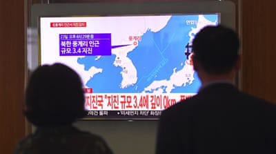 Nuclear watchdog: North Korea tremors unlikely man-made
