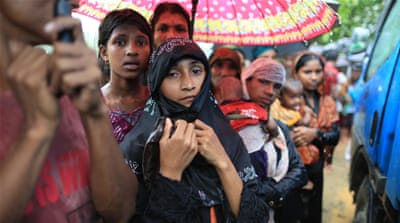 Is India contributing to the Rohingya catastrophe?
