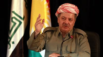 Is it the end for Kurdish leader Masoud Barzani?