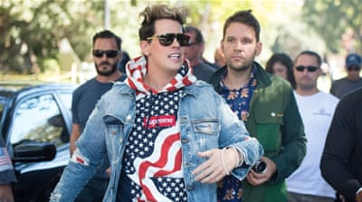 Students call for NYU to cancel Milo Yiannopoulos lecture