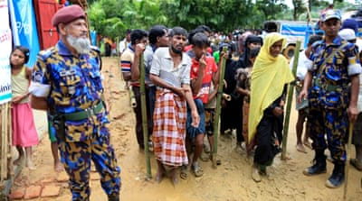 Rohingya trapped in open-air prison of apartheid