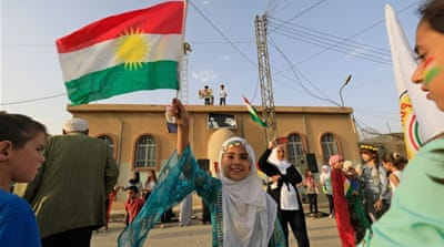 Iraqi Kurds count referendum votes
