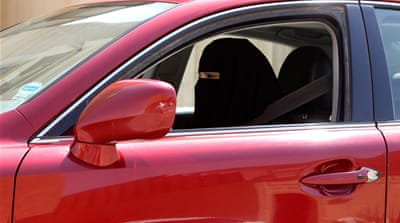 Saudi Arabia was the only country in the world to ban women from driving [Faisal Al Nasser/Reuters]