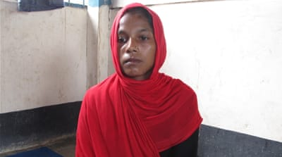 Rohingya refugees share stories of sexual violence