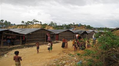 Rohingya refugees: 'I do not hope to return'