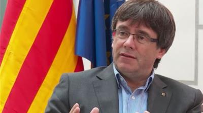 Catalans' wish to vote unstoppable: Carles Puigdemont