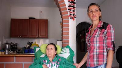 Families brave generations of Alzheimer's in Colombia