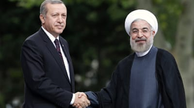 Is there really a Turkey-Iran rapprochement?