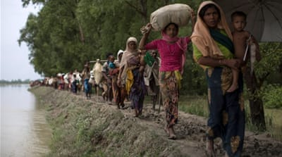 What's Myanmar government doing to end Rohingya crisis?